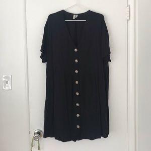 Mini ASOS flowy dress